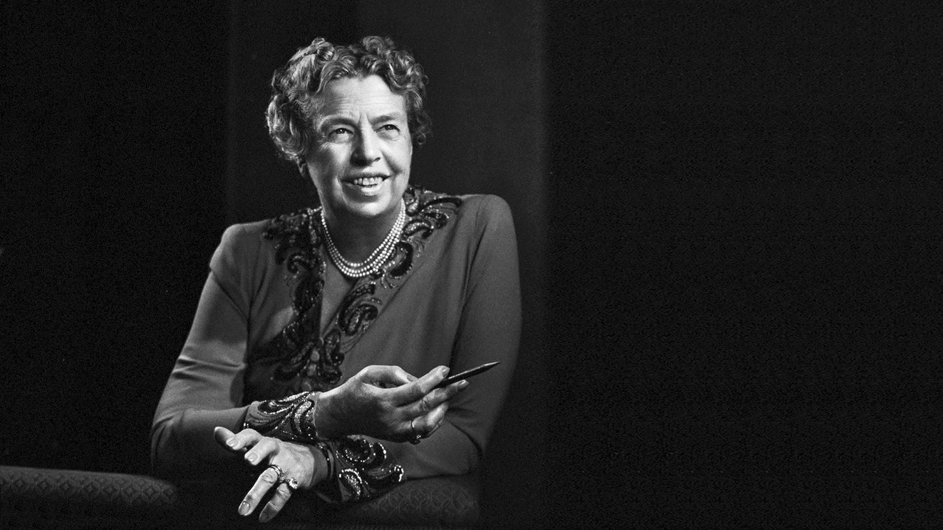 Eleanor Roosevelt: Introvert Icon