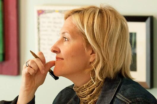 Bestselling author Brene Brown
