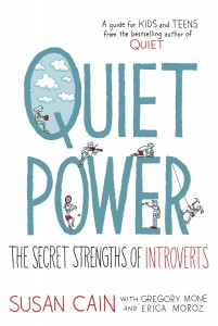Quiet Power book cover
