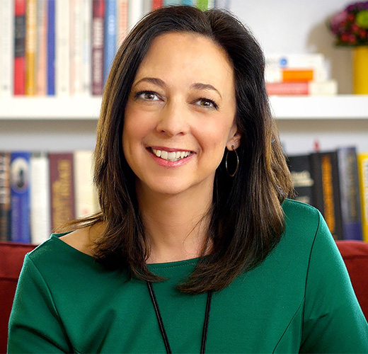 Susan Cain - photo credit Michael Glass
