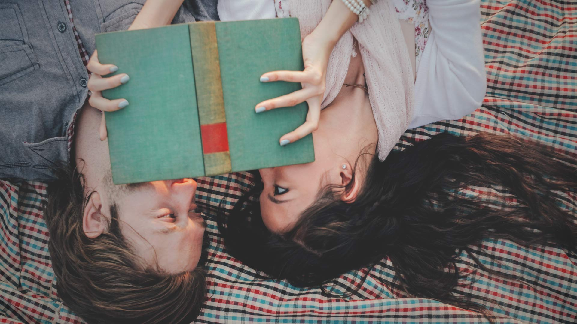 Couple Reading Together | Dating While Introverted: What You Need To Know