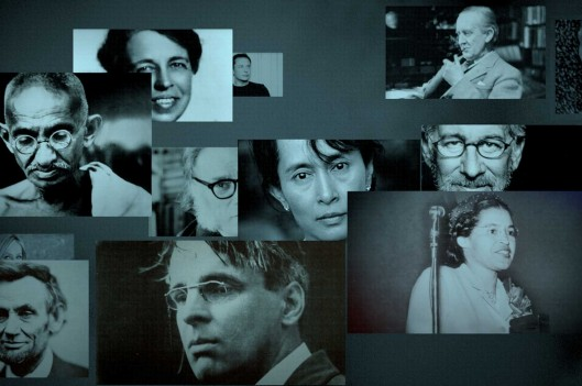 Faces of introverted leaders -- current and historical -- Who's an Example of Introverted Leadership?