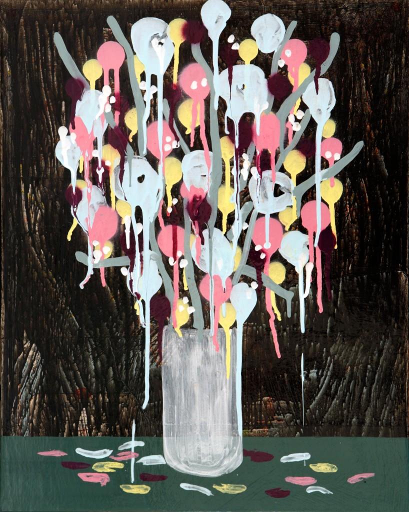 """Bloemen Night Drive."" Artwork by Michael De Feo"