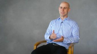 Adam Grant Discusses the Art of Managing Fear
