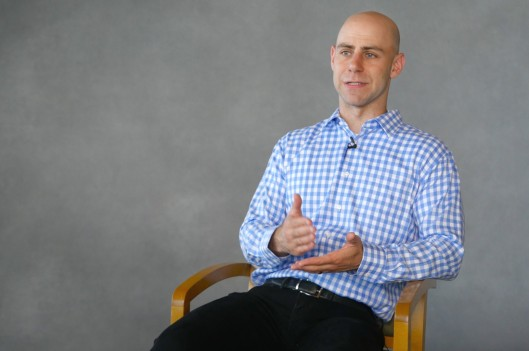 Adam Grant Discusses the Art of Managing Fear