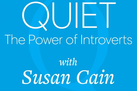 Quiet: The Power of Introverts podcast poster image