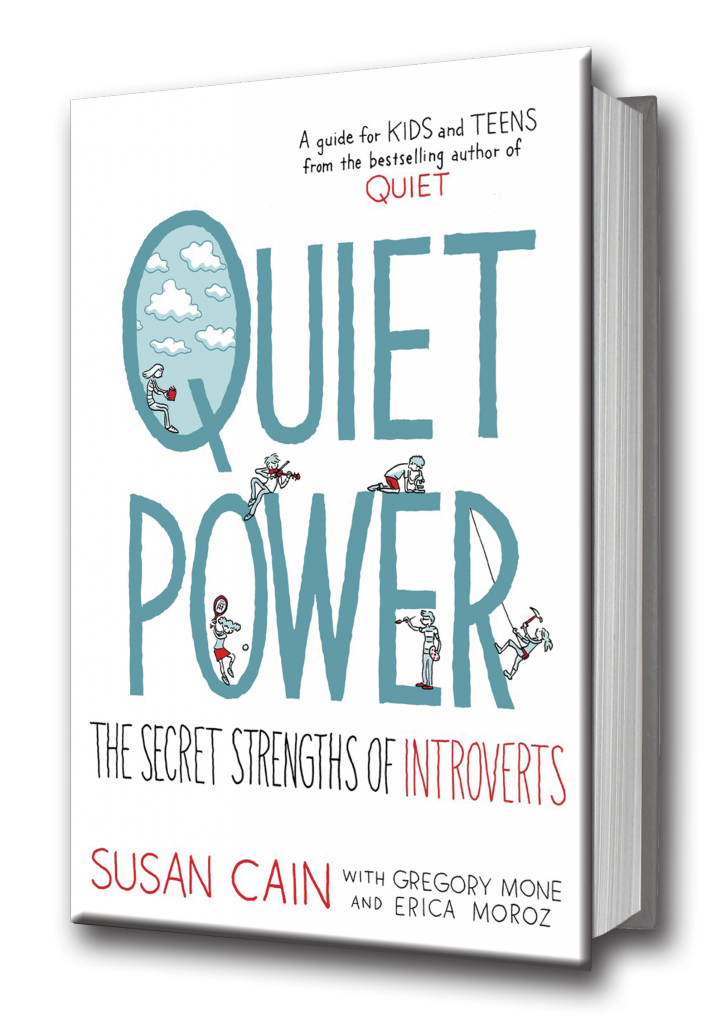 Quiet Power by Susan Cain - jacket