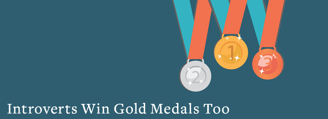 medals | Introverts Win Gold Medals Too