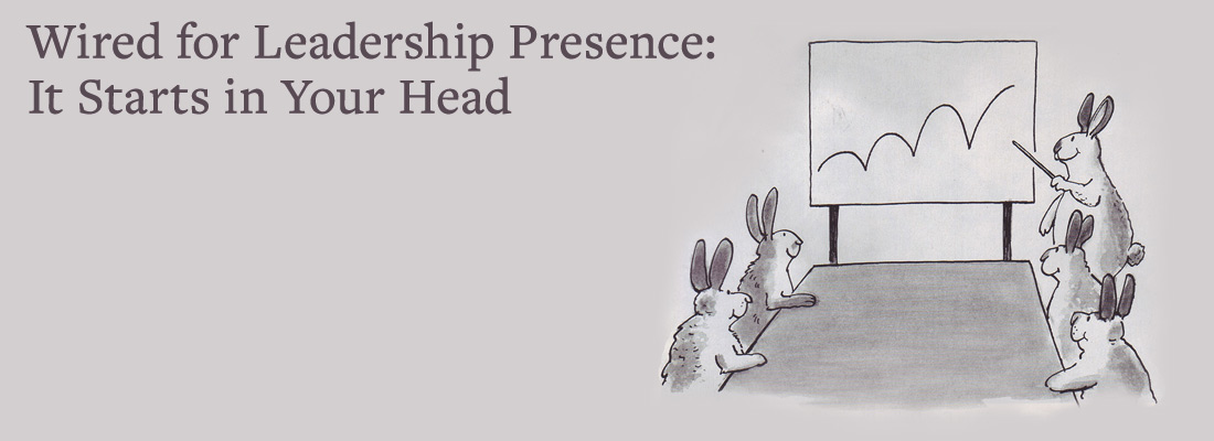 rabbit teaching other rabbits | Wired for Leadership Presence