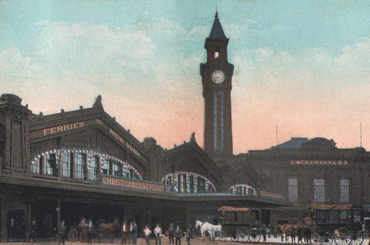 Hoboken ferry terminal