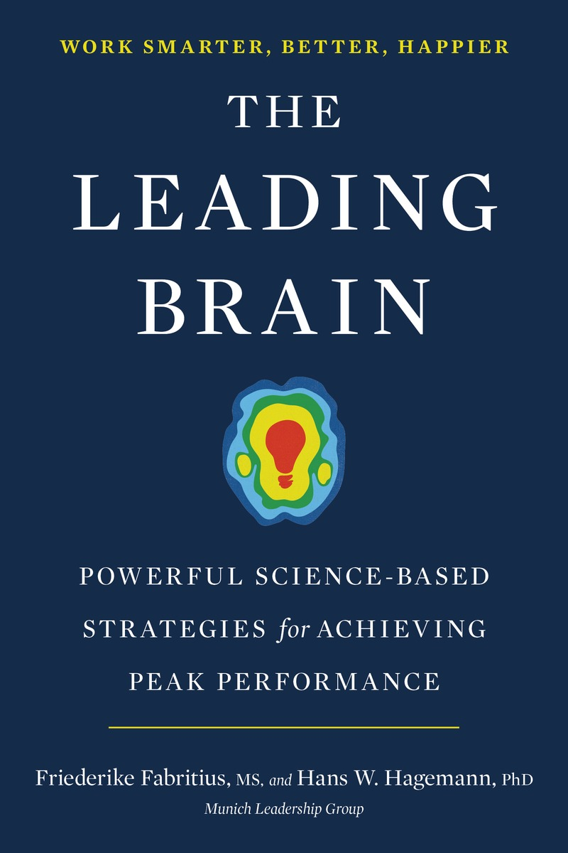 The Leading Brain book cover