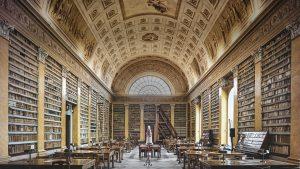 David Burdeny photograph - library in Italy