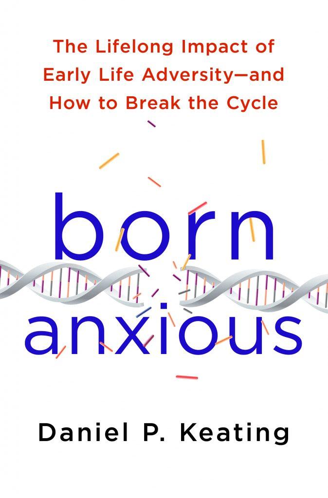 Born Anxious Daniel Keating jacket
