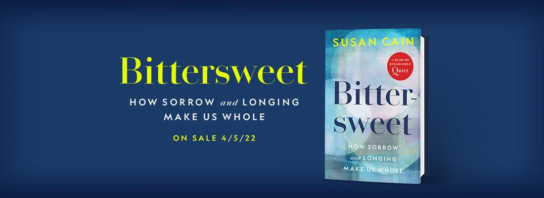 Susan Cain | Bittersweet